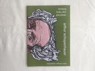 Tentang Buku dan Penulisan, Arthur Schopenhauer