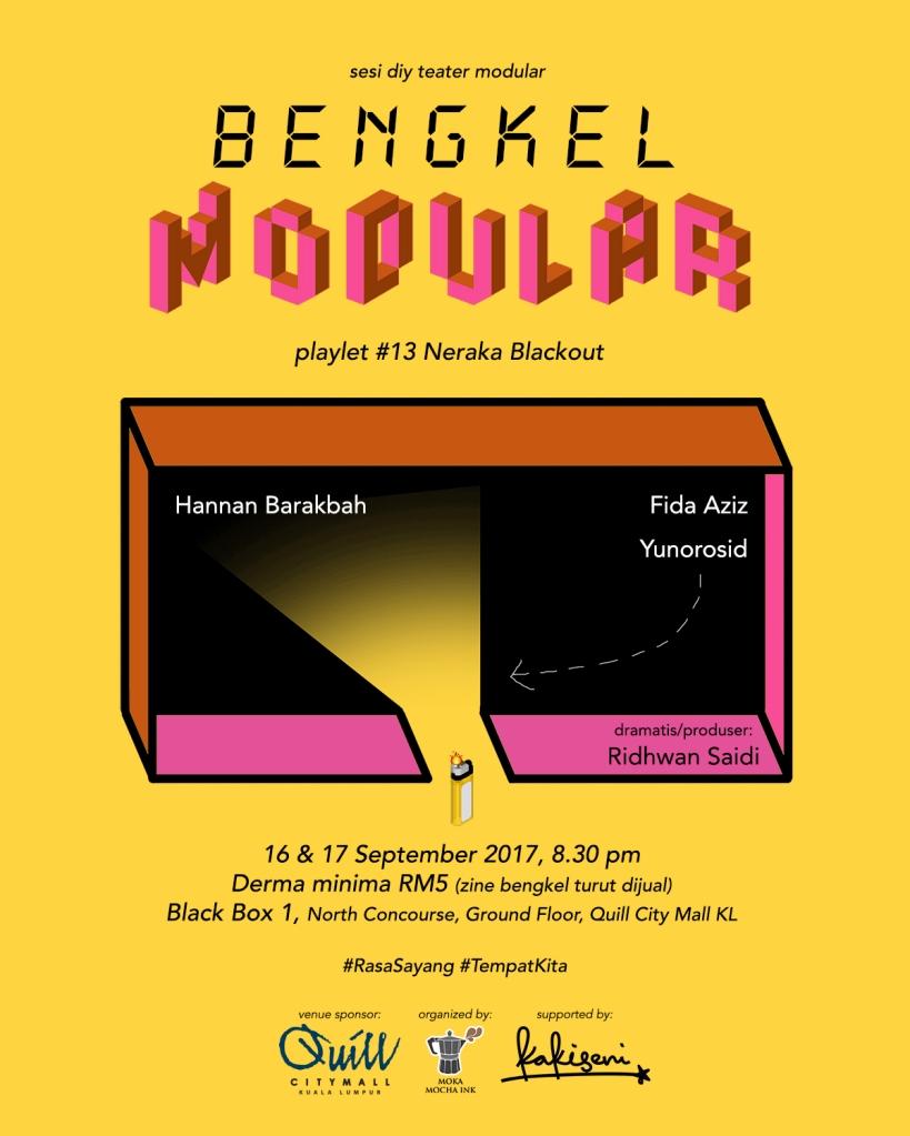 poster event bengkel modular