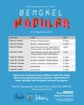 bengkel modular jadual baru