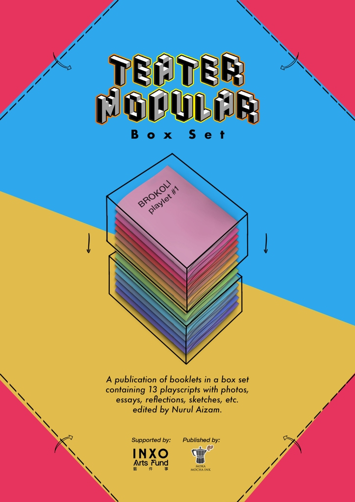 teater modular box set rgb