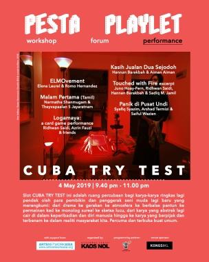 cuba try test