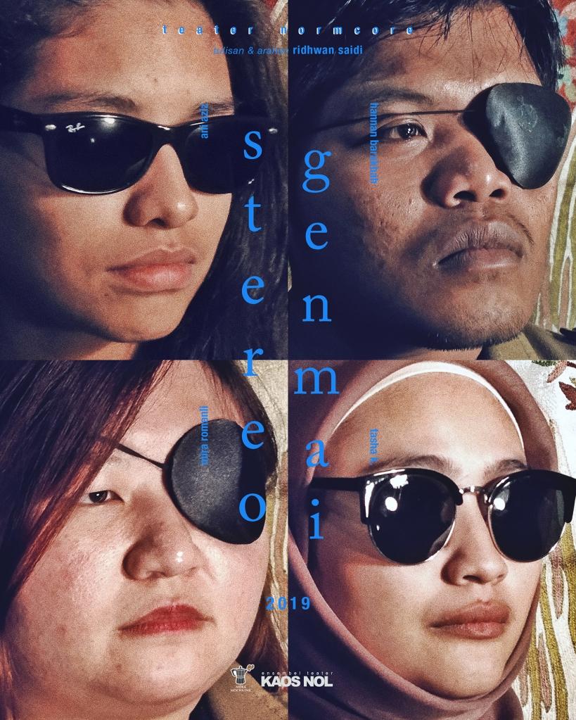 poster stereo genmai 2019 x